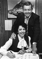Frank & Rosalie Martin