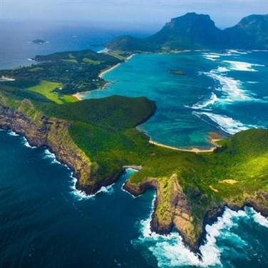 Lord Howe Island Tour